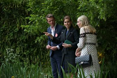 Andrew Duff, Princess Beatrice and Alice Naylor-Leyland