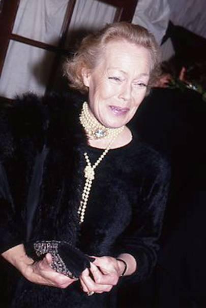 Mrs George Lane Fox