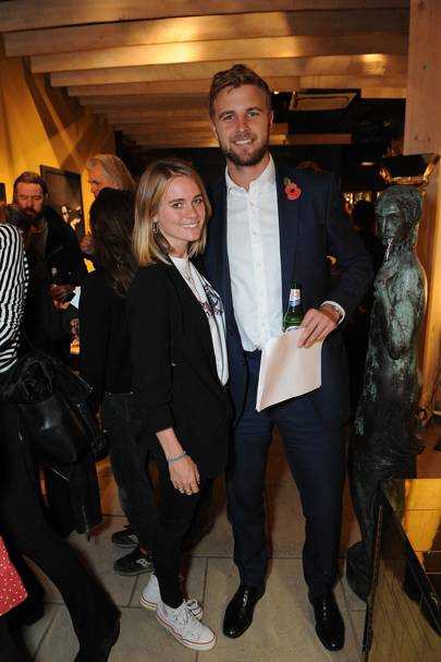 Cressida Bonas and Harry Wentworth-Stanley