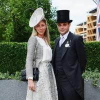 Sophia Ackroyd and Ed Sackville