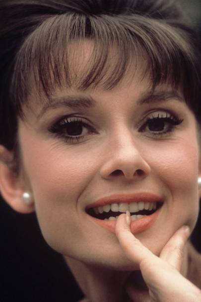 Audrey Hepburn in 1964