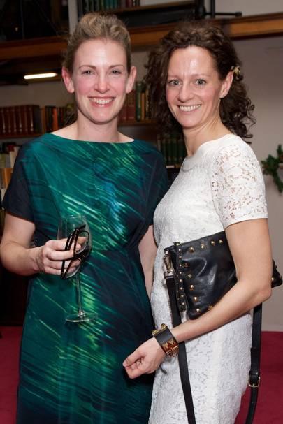 Emily Doherty and Joanna Mollo