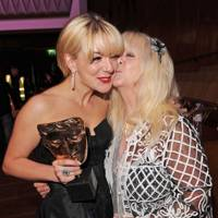 Sheridan Smith and Marilyn Smith