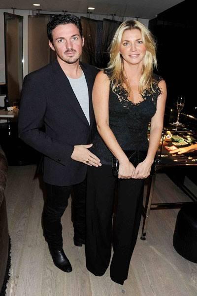 Dave Gardner and Stephanie Dorrance