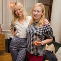 Clare Bennett and Ilona Gatherer