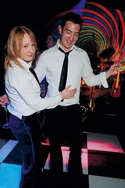 Nicola Quayle and Thomas Bunn