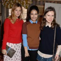 Serena Hood, Nura Khan and Sophie Goodwin