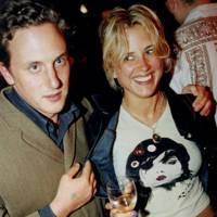 Harry Becher and Nicola Peel