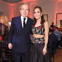 Simon de Pury and Batia Ofer