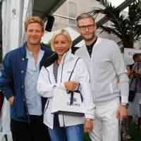 James Norton, Denise Van Outen and Eddie Boxshall