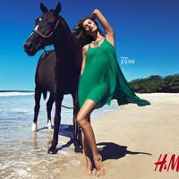 Gisele for H&M
