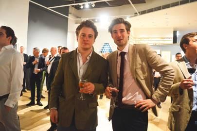 Oliver Flory and Nick de Pauw