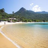 The primeval one: Ilha Grande