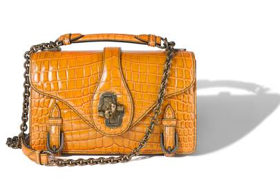 CHAIN HANDLE BAG OF THE YEAR: BOTTEGA VENETA
