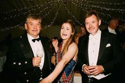 Neil Foster, Anne Lamont and Stephen Mackay