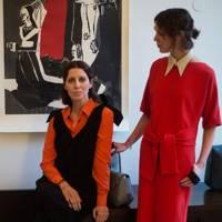 Stefania Pramma and Valeria Napoleone