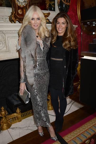 Amanda Cronin and Sophie Stanbury