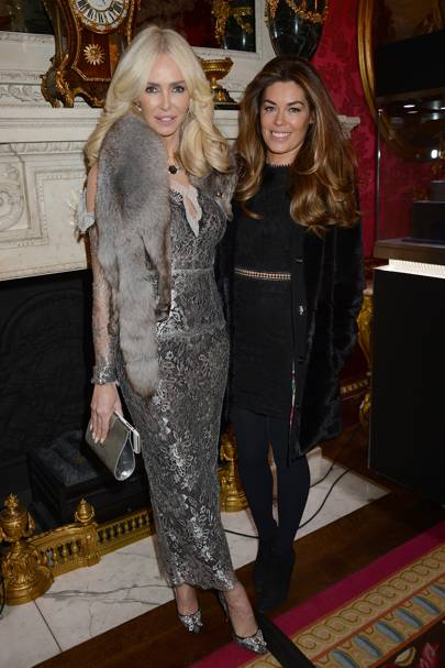 Amanda Cronin and Sophie Stanbury