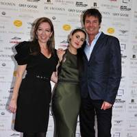 Hellen Ward, Francesca Barrow and Richard Ward