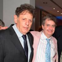 Philip Glass and Phelim McDermott