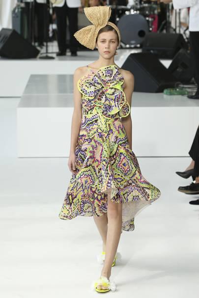 Delpozo at New York Fashion Week S/S18