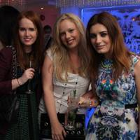 Aisling Megan, Ashley Turner and Tanya Prendergast