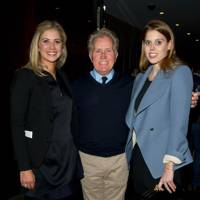 Holly Branson, Martin Sheen and Princess Beatrice