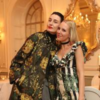 Erin O'Connor and Alice Naylor-Leyland
