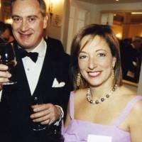 Giuseppe Ciardi and Mrs Giuseppe Ciardi