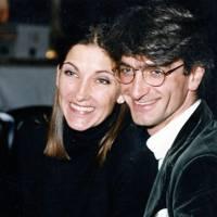 Mrs Andrew Bayne and Lord Mancroft