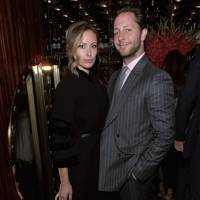 Camilla Al Fayed and Derek Blasberg