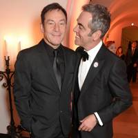 Jason Isaacs and James Nesbitt