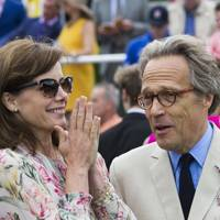 Darcey Bussell and the Earl of March and Kinrara