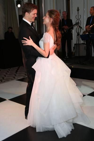 Oliver Bowen and Hilary Bowen
