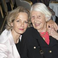 Jenny Seagrove and Blanche Blackwell