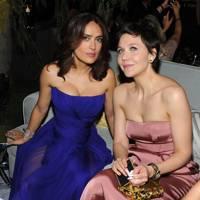 Salma Hayek and Maggie Gyllenhaal
