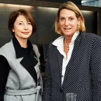 Karen Schneider and Caroline Fooks