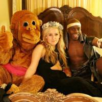 Dominic Moore, Chloe Primrose and Peter Ozua