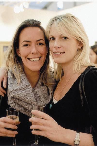 Sophie Bishop and Nina Kinally