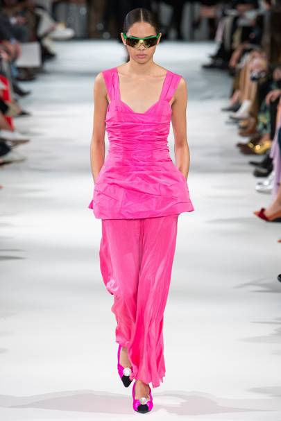 Stella McCartney at Paris Fashion Week S/S18