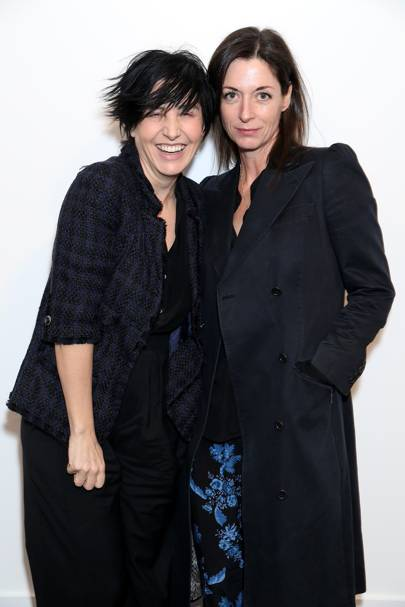 Sharleen Spiteri and Mary McCartney