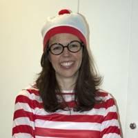 Francisca Kellett as Where's Wally?