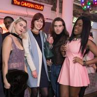 Helen Neven, Olivia Pinnock, Will Ballantyne-Reid and Aindrea Emelife
