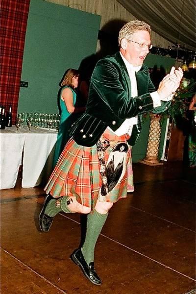 The Earl of Kinnoull