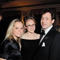 Philippa Davies, the Hon Naomi Gummer and the Hon Henry Allsopp