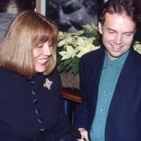 Dame Diana Rigg and Jonathan Kent