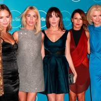 Marissa Hermer, Caroline Stanbury, Annabelle Neilson, Juliet Angus and Juliet Montagu 2014