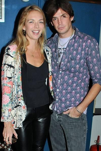 Tori Cook and Hugo Heathcote