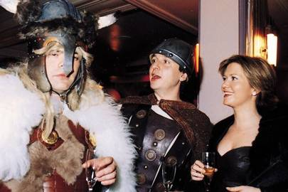 Casper Hobbs, Max Royde and Mrs Max Royde