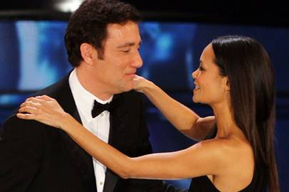 Clive Owen and Thandie Newton